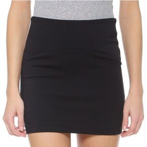 GBTSO Black Mini Skirt